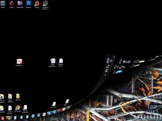 under-desktop