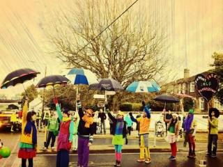 Leitrim Parade.