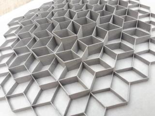 Miriam Fitzgerald Juskova - Sketch geometry 001