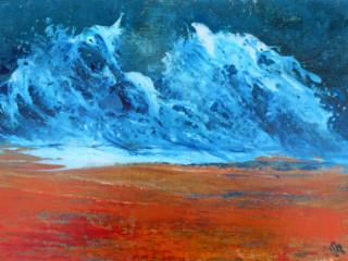 'The Jousting Surf'-Maria Noonan-McDermott